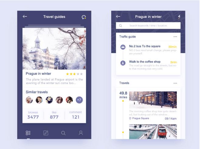 app场景化设计