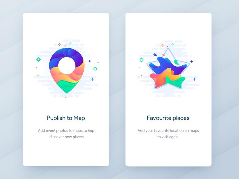 app引导页设计欣赏2