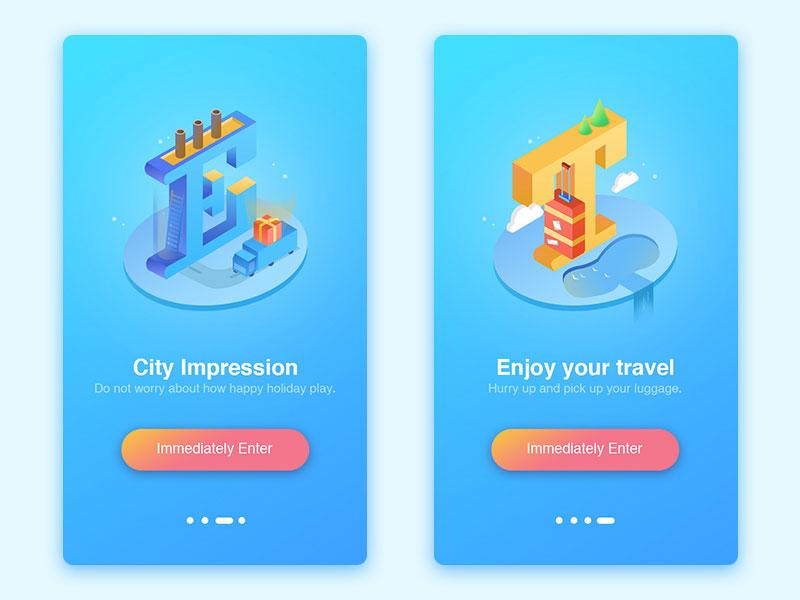 app引导页设计欣赏32