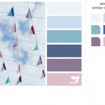 最流行的APP配色解读:五套舒服的色彩搭配方案
