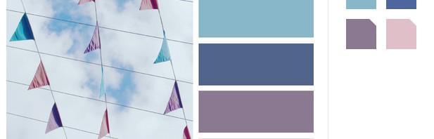 舒服的配色方案2