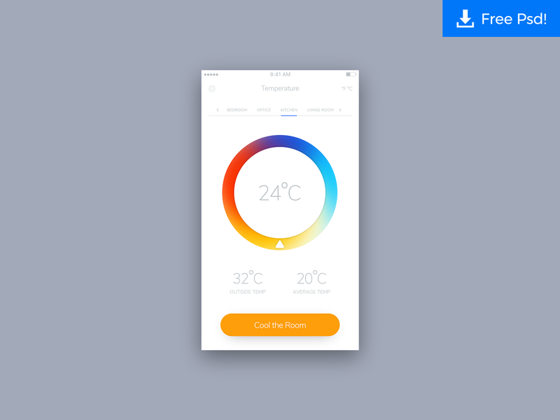 daily-ui-_014---temperature-slider