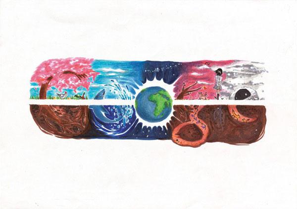 12张充满想象力的google-logo涂鸦创意设计欣赏7