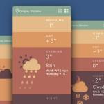 别出心裁的APP卡片化设计与色彩、动效完美结合