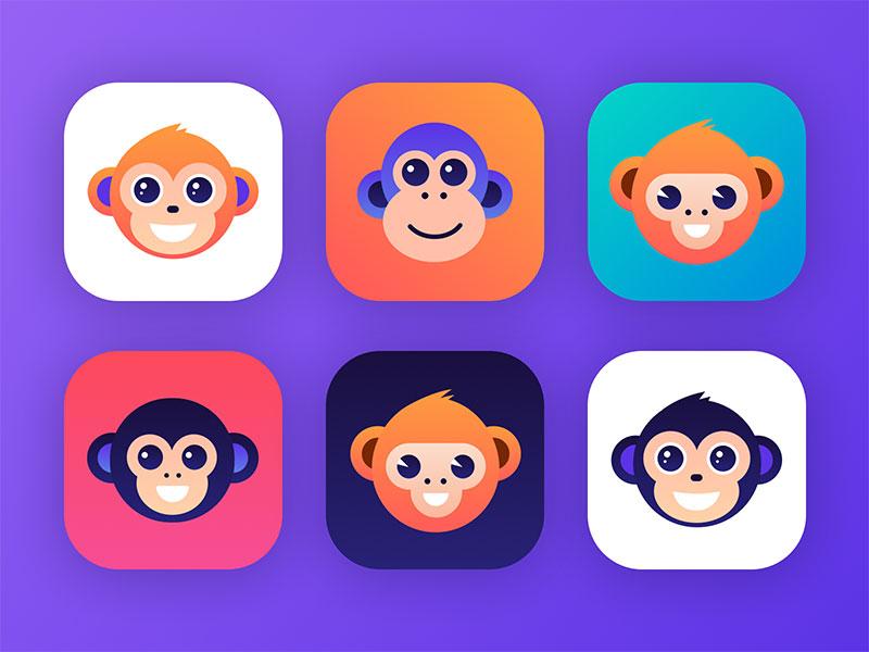 猴子APP图标2