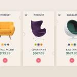2017界面好看的app系列:10张APP商品展示页设计