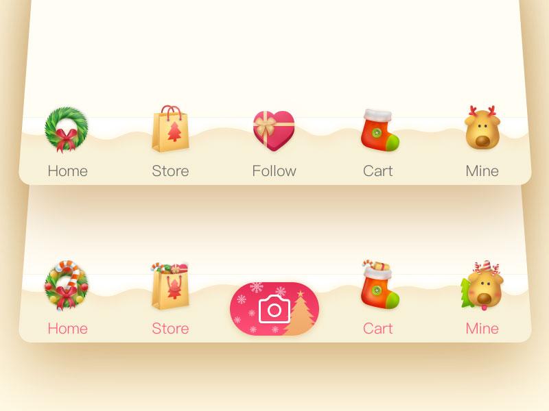 Christmas-App-设计