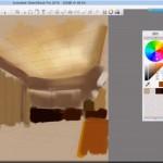 Sketch book的透视、投影、光影的绘画视频教程