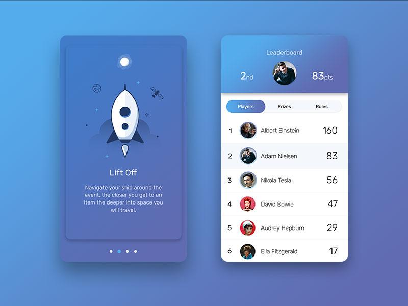 app积分设计