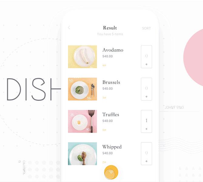 app食品app