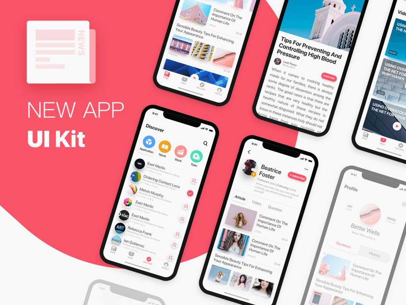 news-app-ui-kit-p1