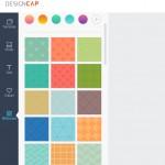 一款在线免费制作海报的设计工具—designcap