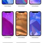 20张高清晰iPhone X手机壁纸素材下载,闪亮你的屏