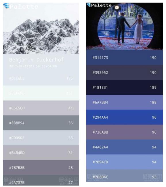 Palette-—-一款设计爱好者会喜欢的取色-APP