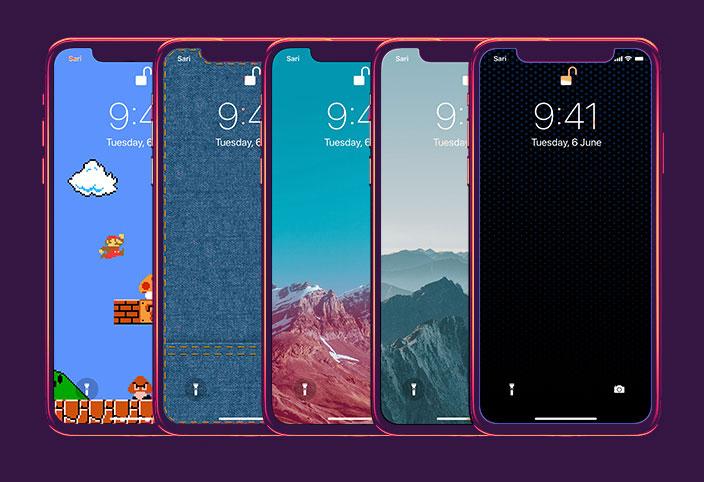 iphone-x壁纸