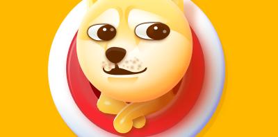 产品汪Doge卡通形象设计