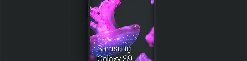 安卓手机样机模型素材—Samsung-Galaxy-S9-Mockups22