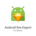 导出Android各种资源的Sketch插件_Android Res Export