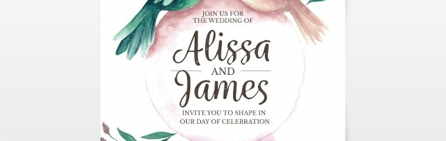 watercolour-wedding-invitation-with-birds_23-2147753583