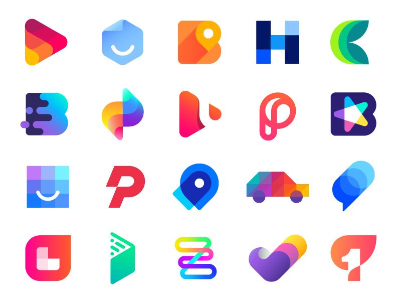 会标、图标、标志、品牌、app设计