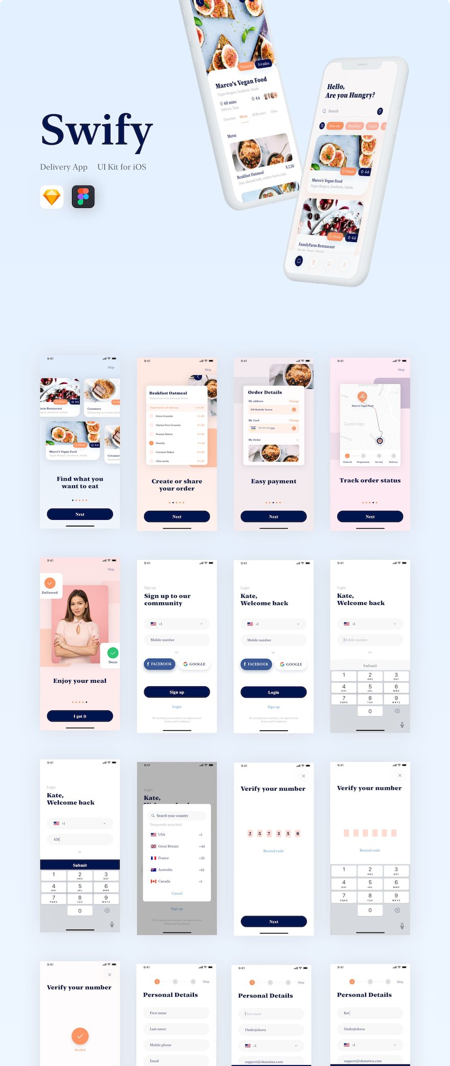 36978 Swify delivery app iOS UI Kit-1.jpg