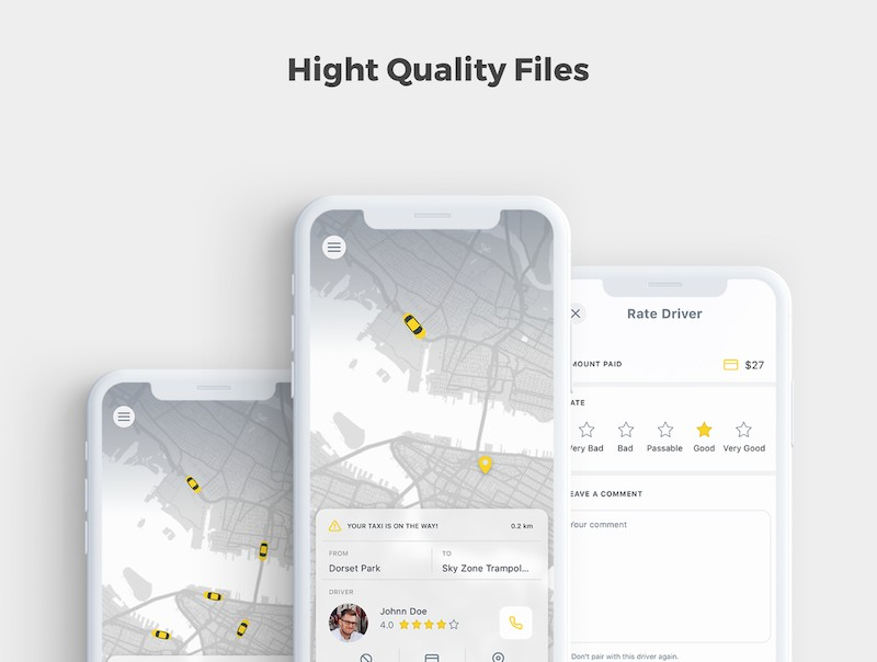 Cabbo - Taxi Ui Kit Mobile App-2.jpg