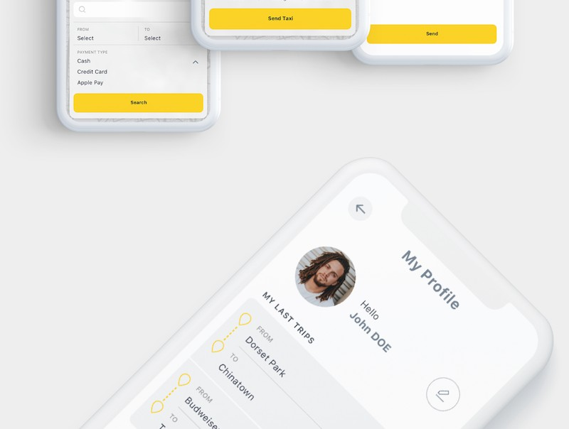 Cabbo - Taxi Ui Kit Mobile App-4.jpg