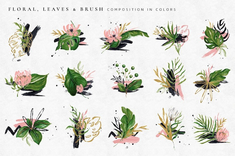 Tropical Foliage Illustration Pack-6.jpg
