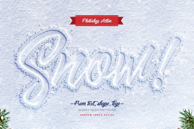 Snow Lettering - Photoshop Action-6.jpg
