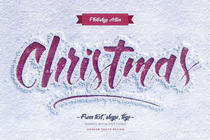 Snow Lettering - Photoshop Action-7.jpg