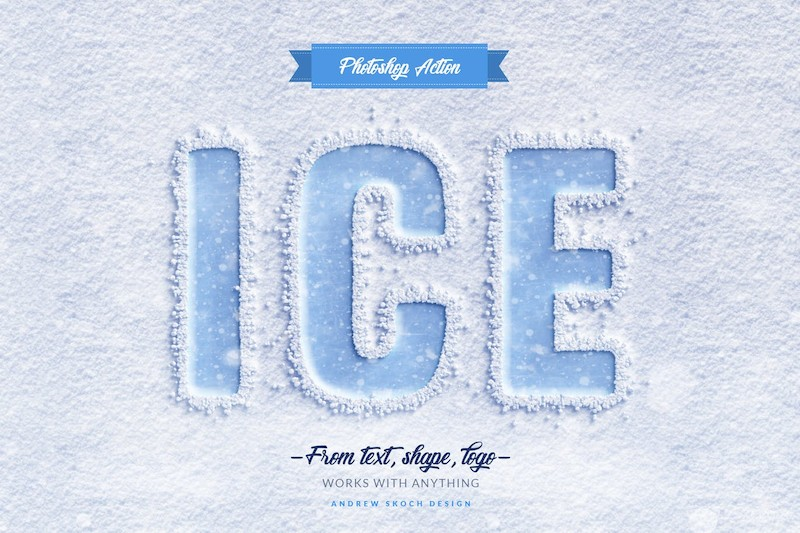 Snow Lettering - Photoshop Action-1.jpg