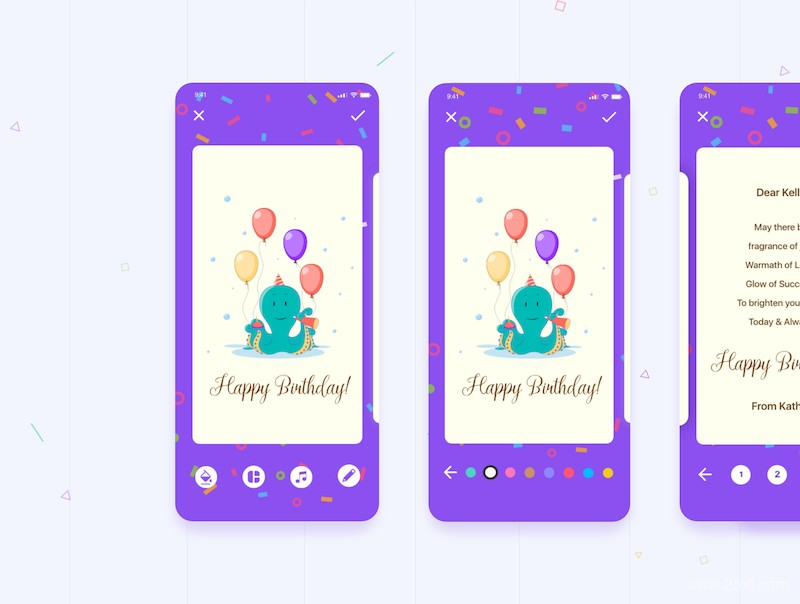 Greetings - Mobile Application UI Kit-3.jpg