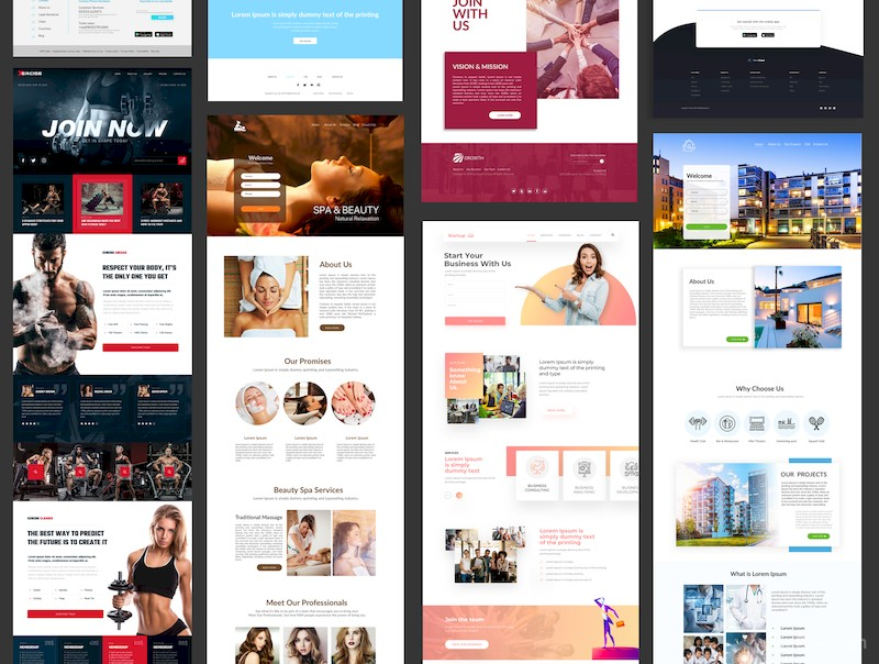 Multi Purpose Landing Pages-6.jpg