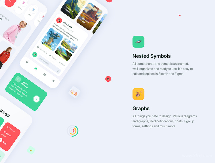 483586 Marvie iOS App UI Kit4.jpg