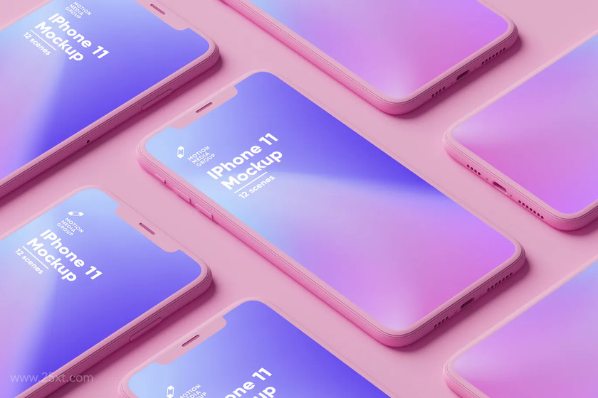 25xt-484195 Pink Iphone and MacBook Mockups Pack 2.jpg