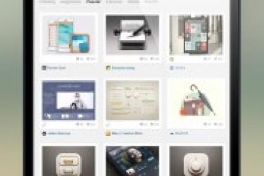 推荐一些iPhone和iPad的UI界面设计模板