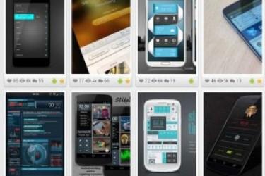 国外Android精美主题、壁纸Ui界面设计大全-MyColorscreen