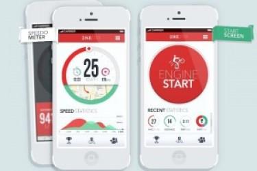 10个设计精美的智能手机应用APP界面设计