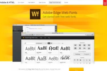 5个免费设计英文字体酷站推荐|最火的英文字体下载