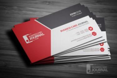 2014年最新5套商业简约名片模板|PSD免费下载