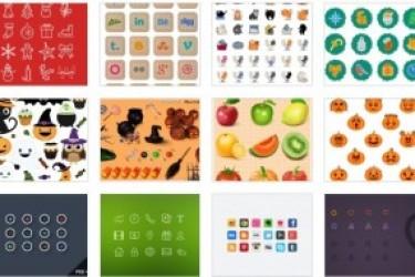 1600个高质量免费APP图标素材酷站【图标素材宝典】