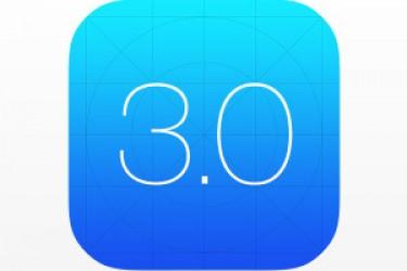 分享iOS7的图标模板3.3以及iOS7图标设计规范