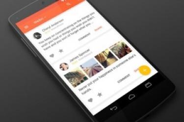 9个优质的Android L界面设计素材分享