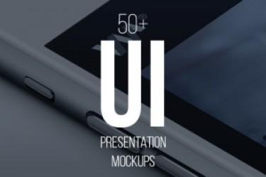优秀的Web和App设计模板、模型PSD素材酷站-blugraphic