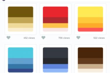 2个可视化的APP色彩搭配酷站推荐【懒人版】