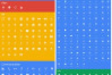 2000个Material Design风格的线性图标素材下载