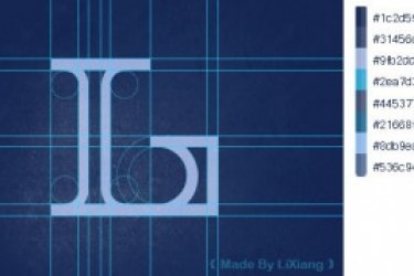 LOGO设计的常识解读:什么是Logo设计骨骼