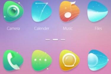 手机UI主题界面设计之创意APP图标设计教程