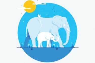 APP设计师钟爱的设计风格:扁平化插画图标欣赏