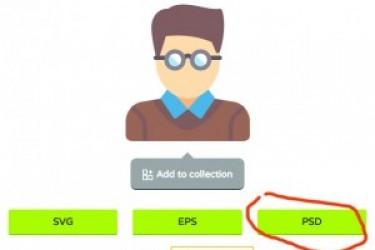 教育行业扁平化APP图标设计学习【附PSD】
